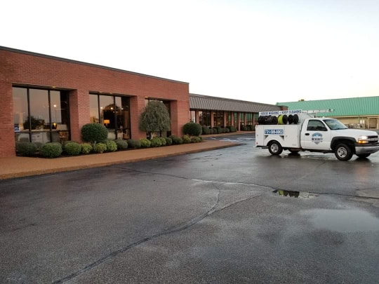 shopping center cleaning jackson tn